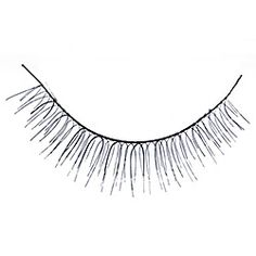 I LOVE eyelashes.  I think I could wear these in normal life.