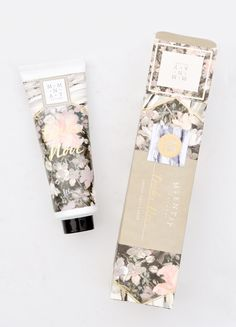 best packaging!! // momentary escape hand cream — new arrivals