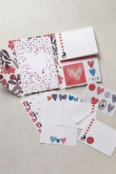 Love Note Stationery Kit - anthropologie.com