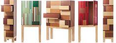 Cabinets design by Svenskt Tenn