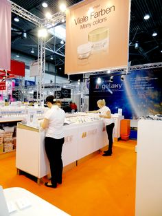 Messestand Maica Germany
