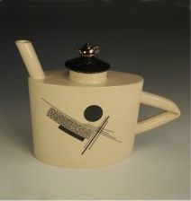 Supreme Teapot made by Andy Titcomb at Sable & Ox http://sableandox.co.uk/catalogsearch/result/?q=titcomb
