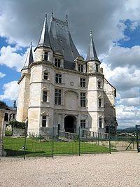 château de Gaillon Eure Haute Normandie France