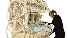 Wintergatan - Marble Machine on Vimeo
