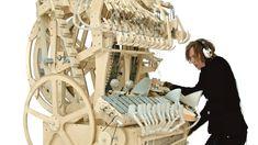 Wintergatan - Marble Machine on Vimeo