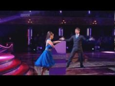 Pin for Later: Watch the Best Ever Strictly Come Dancing Performances The Ballroom Dances: Chelsee Healey and Pasha Kovalev's Quickstep