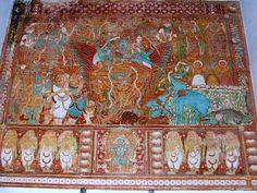 Krishnapuram Palace Gajendramoksham