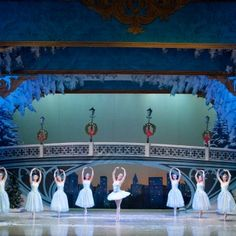 Minnesota Ballet's annual Nutcracker performance, Symphony Hall, DECC, Duluth, MN