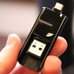 Leef-Thumb USB?MicroUSB Flash Drive Does Not Discriminate Between PCs and Smartphones #agnerd