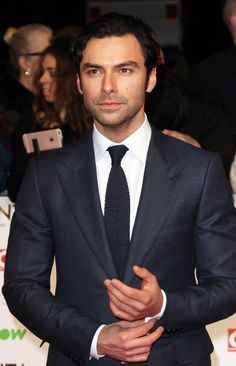 Aidan Turner, National Television Awards 2016