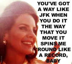 Lana Del Rey #LDR #JFK