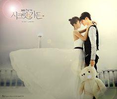hyun bin / ha ji won secret garden