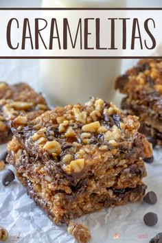 Factors You Need To Give Thought To When Selecting A Saucepan Caramelitas - Ooey Gooey Caramel, Paired With Chocolate And An Oatmeal Crust. They Are So Easy To Make And They Are Totally Addicting Chocolate Oatmeal Cookies, Oatmeal Cookie Recipes, Candy Recipes, Baking Recipes, Dessert Recipes, Appetizer Recipes, Just Desserts, Delicious Desserts, Yummy Food