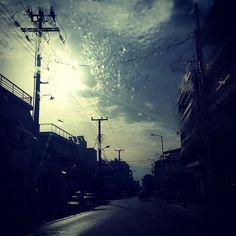 #street #rain #sun #light #iPhone | Flickr - Photo Sharing!