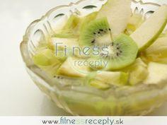 Letné ovocné želé