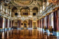 Festsaal Schloss Altenburg