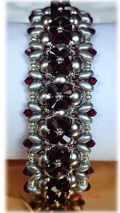 Noelia work with Beads