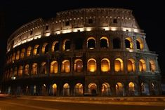 This is a must, I think. You can't go to Italy and not see the Colosseum!  #ThingstodoinItaly