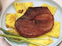 Hawaiian Teriyaki Steak : Grill It! with Bobby Flay : Food Network
