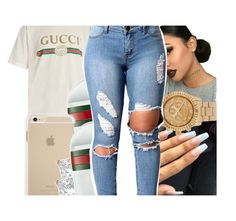 Gucci. by ceedyy on Polyvore featuring polyvore fashion style Gucci Michael Kors Allurez clothing