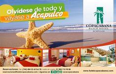 Cop@News informa: #Literal sigue tus sentidos & deseos ------------> #Acapulco COPACABANA! :D Reserva ya... LSC 01800.710.98.88.