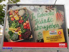 359. - Plakat in Stockach. / 20.07.2014./