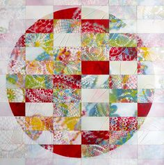 """Kym Burke ~ """"Valued"""" Mixed media on hardboard 800 x 600 mm New Zealand, Vibrant Colors, Mixed Media, Palette, Collage, Map, Quilts, Contemporary, Artist"""