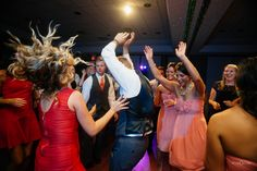 Grand Rapids Wedding studiOsnap Fountain Street Church Eberhard Center Dance Floor