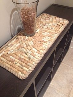 coolest wine cork crafts and diy decorating projects; easy wine cork ideas crafts for kidsUtilized Beer Corks for to buy online in order to use for craft projects like beer cork wreaths, cork timber sheets, marriage ceremony gifts plus much more.Pop the p Wine Craft, Wine Cork Crafts, Wine Bottle Crafts, Crafts With Corks, Diy With Corks, Wine Cork Table, Wine Cork Art, Wine Cork Projects, Diy Projects