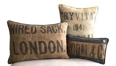 People in England were so poor back then, they didn't even own a sack. They had to rent one. Vintage Cotton, Cotton Linen, Reusable Tote Bags, England, Nyc, Throw Pillows, People, Cotton Sheets, Toss Pillows