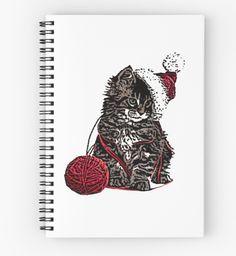 Spiral Notebook Spiral, Tee Shirts, Notebook, Cats, Stuff To Buy, Women, T Shirts, Gatos, Tees