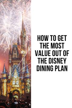 These Disney Dining Plan hacks will show you how to maximise your $$ value and make your credits stretch further! Rookie Mistake, Disney Snacks, Disney Dining Plan, Disney World Planning, Disney Tips, How To Get, How To Plan, Mistakes, Hacks