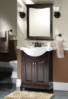 Charmant Space Saving Bathroom Vanity