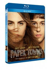 Paper Towns (Blu-ray) 19,95e