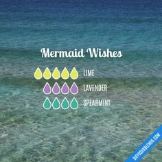 Mermaid Wishes Diffuser Blend