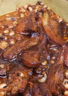 An Old Portuguese Recipe for pork