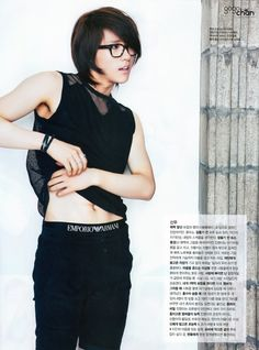 B1A4 CNU..O.o my jaw was suddenly on the floor. How did that happen...? ;)