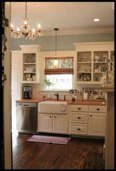 Stunning Small Farmhouse Kitchen Decor Ideas Best For Your Farmhouse Design 16