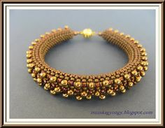 can I make it with10+ around in bead crochet with, maybe drops only on one side?
