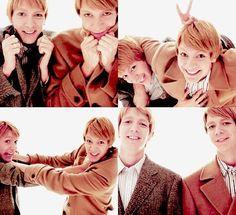 Weasley twins :)