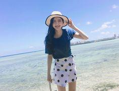 Dress Up Confidence! Global Young Girls Trendy Style Maker 66girls.us Dotted Wrap Skirt (DHCW) #66girls #kstyle #kfashion #koreanfashion #girlsfashion #teenagegirls #fashionablegirls #dailyoutfit #trendylook #globalshopping