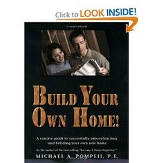 Build your own home book on Amazon.