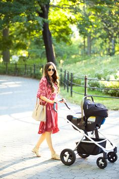 What I wore a few days ago strolling through Central Park with my little family!