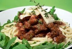 Bélszínragu olaszosan Chimichurri, Beef, Cook Books, Meals, Cooking, Recipes, Food, Meat, Cucina