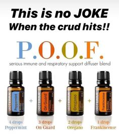 Essential Oil Spray, Essential Oils Guide, Essential Oil Diffuser Blends, Doterra Essential Oils, Natural Essential Oils, Healing Oils, Aromatherapy Oils, Essential Oil Combinations, Peppermint Oil Doterra