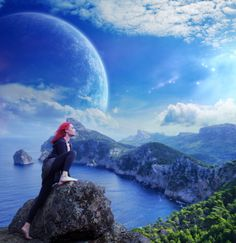 """""""You are stronger than you will ever know, always take that first step towards your desires, knowing that your strength will come, as your true self and your guides lift you along your way.""""  - Jasmeine Moonsong"""