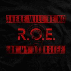 No R.O.E. On My Doorstep Normal-Fit T-Shirt