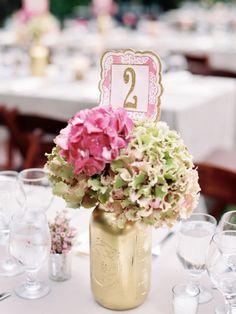 Rustic Wedding Ideas - Mason Jar Decorations - The I Do Moment