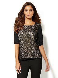 Tops - New Arrivals - New York & Company