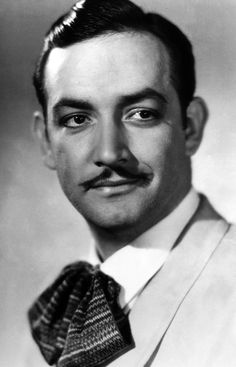 Jorge Negrete, he looks just like my dad in his prime! :o :D
